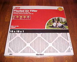 (Lot of 10) Ace Pleated Air Filter 18 x 18 x 1 MERV 8 Central Air Furnace New