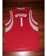 Reebok NBA Houston Rockets Tracy McGrady #1 Jersey XL - $49.49