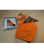 Boots & Barkley Dog Halloween Sweatshirt & Band... - $13.15