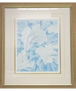 Handmade Flowers Print 20in x 16in  * Paper Glass - $50.59