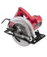 Circular Saw Red Carpentry Home Repair Tools Durable Handyman Skil 7 1/4... - $94.89