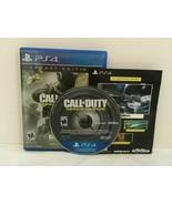 Call of Duty Infinite Warfare Legacy Edition(PlayStation 4, 2016) CIB, PS4 - $6.73
