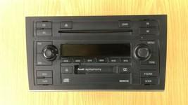 02-04 Audi A4 C5 A6 S6 Rs6 B6 allroad OEM Bose Symphony 2 Radio 6 DISC + TAPE - $98.99