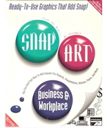 Snap Art Business and Workplace for Macintosh by T/Maker - $6.00