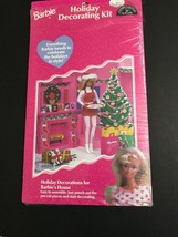 Barbie Christmas Tree Holiday Decorating Kit Expressions from Hallmark - $30.00