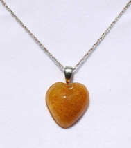 Forever Loving Memories Flower Petals Heart Pendant Custom Necklace by A... - $15.00