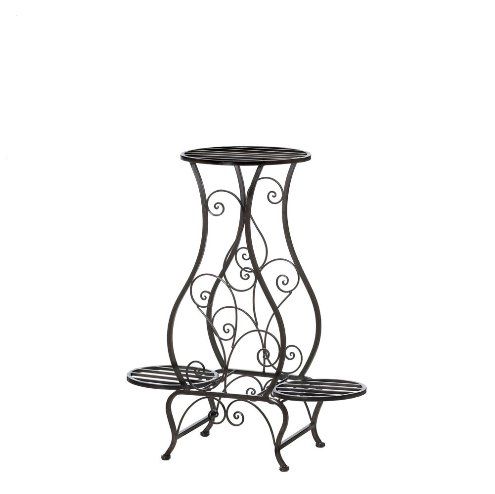 Hourglass Triple Plant Stand - $56.34
