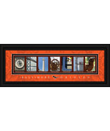 Baltimore Orioles Officially Licensed Framed Letter Art - $39.95