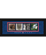 Chicago Cubs Officially Licensed Framed Letter Art - $39.95