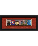 Houston Astros Officially Licensed Framed Letter Art - $39.95