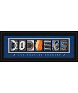 Los Angeles Dodgers Officially Licensed Framed Letter Art - $39.95