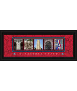 Minnesota Twins Officially Licensed Framed Letter Art - $39.95
