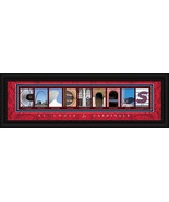 St. Louis Cardinals Officially Licensed Framed Letter Art - $39.95