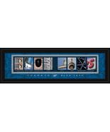 Toronto Blue Jays Officially Licensed Framed Letter Art - $39.95