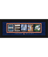 Chicago Bears Officially Licensed Framed Letter Art - $39.95