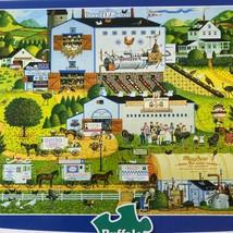 Buffalo Games Wysocki Sunny Side Trim Large Format 300 PUZZLE Original P... - $11.38