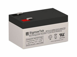 Replacement Battery for APC ES BE350U (12V 3.5AH) - $19.79