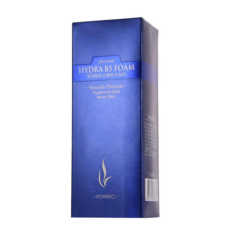 Hyaluronic Acid Hydrating Cleanser Facial Moisturizing Whitening Acne Treatment image 12