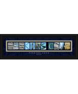 Perkins Cove, Maine Framed Letter Art - $39.95