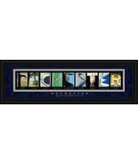 Rochester, MA. Framed Letter Art - $39.95