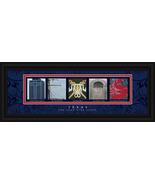 Texas (State) Framed Letter Art - $39.95