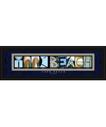 York Beach, Maine Framed Letter Art - $39.95