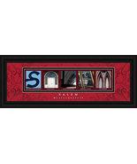 Salem, Massachusetts Framed Letter Art - $39.95