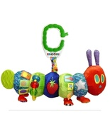 Eric Carle The Very Hungry Caterpillar Developmental Toy by Kids Preferred - $9.90
