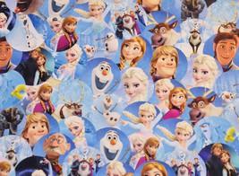 """60 PRECUT Disney's FROZEN 1"""" Bottlecap images for party favors, hairbows... - $3.25"""