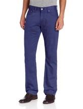 Levi's Strauss 514 Men's Original Slim Straight Jeans Pants Blue 514-0452