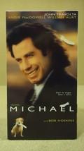 WB Michael VHS Movie  * Plastic * - $4.69