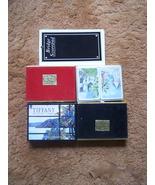 Vintage Double Deck Playing Card Set of 4 Bridge Scorepads  - $10.00