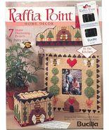 Raffia Point...7 pc Home Decor w/Needles - $4.00