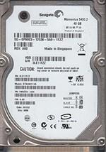 ST9408114A, 3LE, AMK, PN 9W3232-030, FW 8.03, Seagate 40GB IDE 2.5 Hard Drive