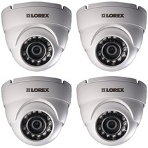 Lorex(R) LEV1522PK4B LEV1522B Super HD Dome Security Cameras for Lorex(R... - $218.67