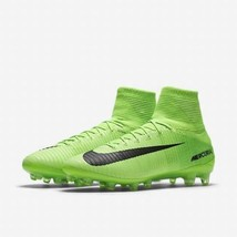 Nike Mercurial Superfly V AG-PRO Electric Green Black 831955 306 Us Mens Sz 13 - $148.49
