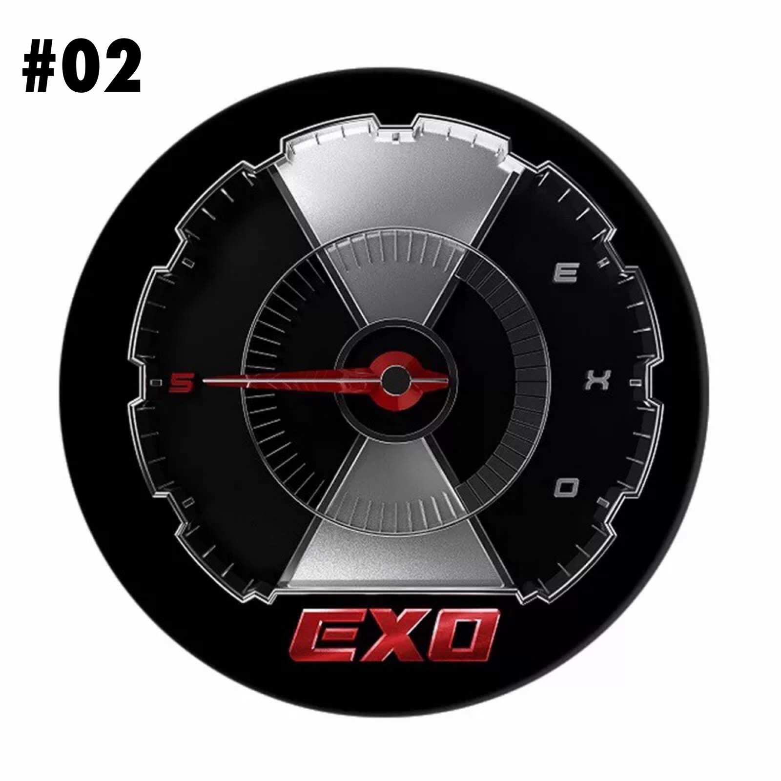 EXO Kpop Chanyeol Baekhyun Badge Brooch Pin Lapel Backpack Jewellery Accessories image 3