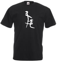 Funny Chines Logo , T-shirt,100% Cotton, Men's, Women,Kids - $15.99