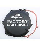 Boyesen Right Side Crank Case Clutch Cover Suzuki RMZ450 RMZ 450 RM Z450... - $83.95