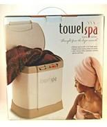 Towel Spa Towel Warmer Drys Gloves, Mittens, Hats, Robes & Blankets - $123.74