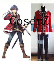The Legend of Heroes Game Anime Cosplay Costume  - $116.00