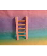 KidKraft Wooden Dollhouse Furniture Pink Replacement Bunk-bed Ladder Acc... - $3.93