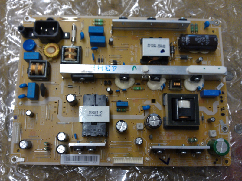 BN44-00686A Power Supply Board From Samsung PN43F4500BFXZA LCD TV