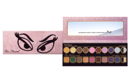 Too Faced Then & Now Eye Shadow Palette 20 Years Limited Edition - $58.19