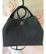 KATE SPADE NWT WILLA STARDUST SUEDE CONSELL BLUE PURSE BAG SATCHEL SLOUC... - $299.00