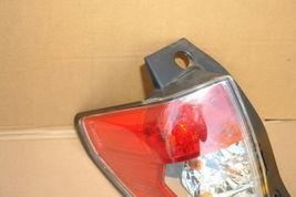 09-13 Subaru Forester Taillight Brake Light Lamp Left Driver Side LH image 3