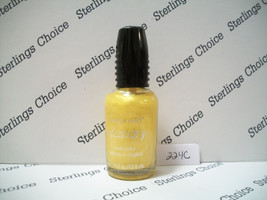 Wet N Wild Fast Dry Nail Color Polish #224C The Wonder Yellows - $6.27