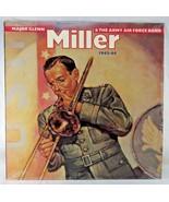 RARE Major Glenn Miller & The Army Air Force Band 1943-44 Bluebird RCA V... - $20.00