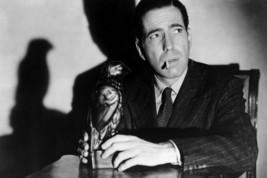 The Maltese Falcon Humphrey Bogart Stunning With The Bird 18x24 Poster - $23.99