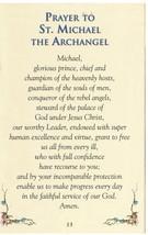 Saint Michael Novena and Prayers image 3